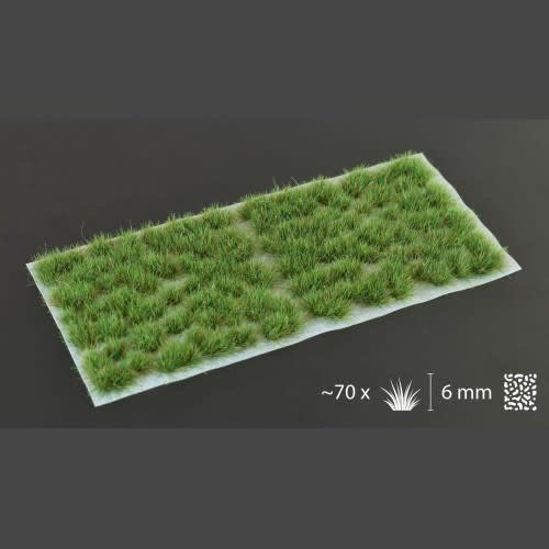 Gamers Grass GAMERS GRASS: STRONG GREEN WILD TUFTS (6mm)