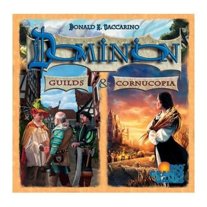 Rio Grande Games DOMINION: CORNUCOPIA AND GUILDS