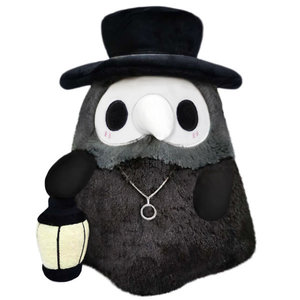 "SQUISHABLE SQUISHABLE 7"" PLAGUE DOCTOR"