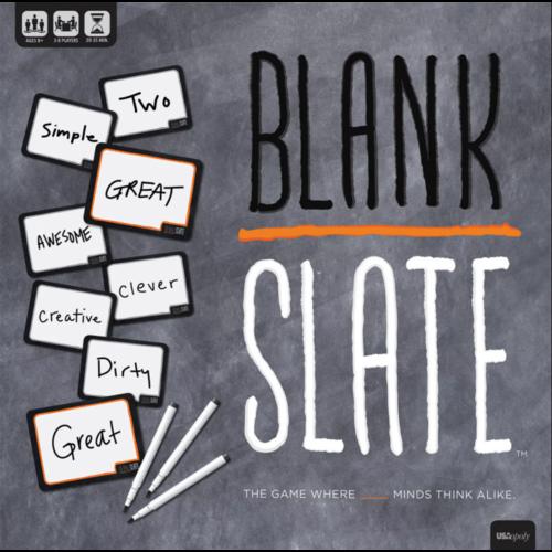 The Op | usaopoly BLANK SLATE