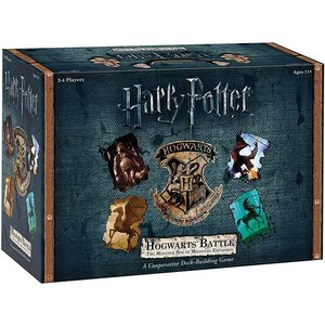 USAopoly HARRY POTTER: HOGWARTS BATTLE - THE MONSTER BOX OF MONSTERS EXPANSION