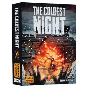 Indie Boards & Cards THE COLDEST NIGHT