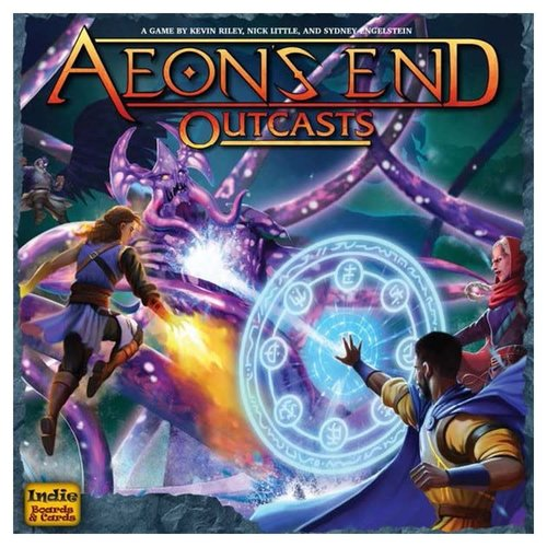 Indie Boards & Cards AEON'S END: DECK BUILD GAME - OUTCASTS