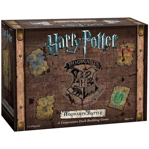 The Op | usaopoly HARRY POTTER HOGWARTS BATTLE
