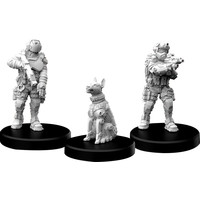 MINIS: CYBERPUNK RED: LAWMEN - ENFORCERS