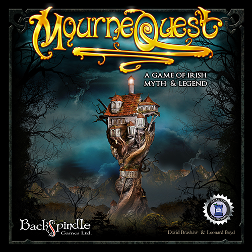 BACKSPINDLE GAMES MOURNEQUEST