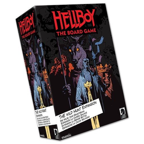 Mantic Entertainment LTD. HELLBOY: THE WILD HUNT