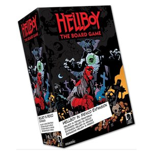 Mantic Entertainment LTD. HELLBOY: IN MEXICO