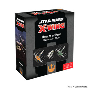 Fantasy Flight Games STAR WARS: X-WING 2ND EDITION: HERALDS OF HOPE
