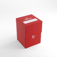DECK BOX: 100+ RED