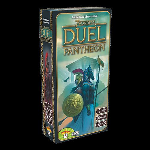 Repos 7 WONDERS DUEL: PANTHEON