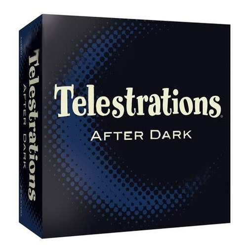 The Op | usaopoly TELESTRATIONS AFTER DARK