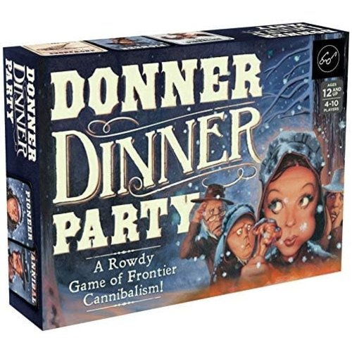 HACHETTE/CHRONICLE/MUDPUPPY DONNER DINNER PARTY