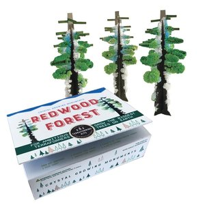 COPERNICUS TOYS CRYSTAL GROWING - REDWOOD FOREST
