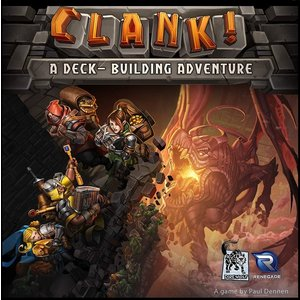 Renegade Games Studios CLANK! A DECK BUILDING GAME