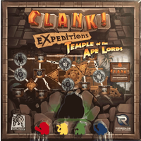 CLANK! TEMPLE OF THE APE LORDS EXPANSION