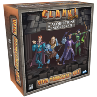 CLANK! LEGACY ACQUISITIONS INC: UPPER MANAGEMENT PACK