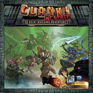 Renegade Games Studios CLANK! IN SPACE!