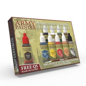 The Army Painter WARPAINTS: STARTER SET 2019
