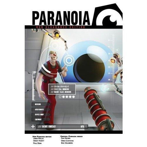 Mongoose Publishing PARANOIA: CORE STARTER