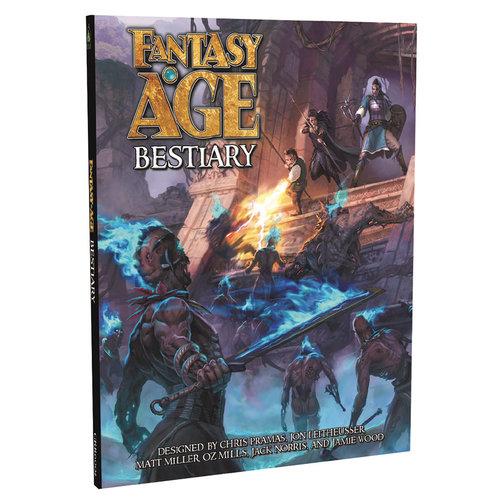 Green Ronin Publishing AGE: FANTASY - BESTIARY