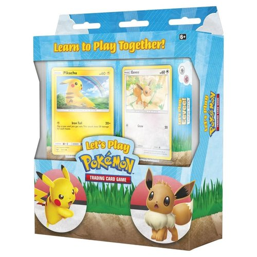Pokemon USA POKEMON: LETS PLAY - TCG BOX