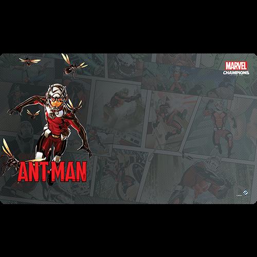 Fantasy Flight Games PLAYMAT: MARVEL CHAMPIONS LCG: ANT-MAN