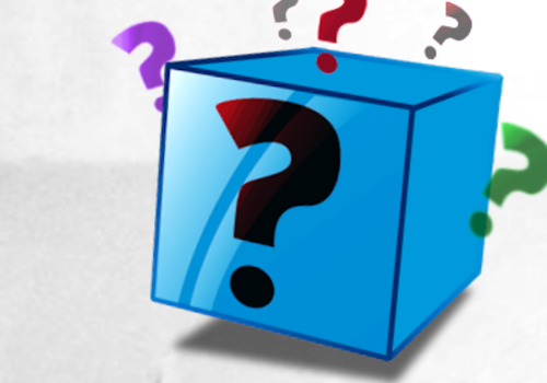 Blind Box & Mystery