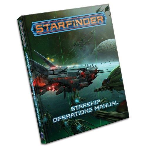 Paizo Publishing STARFINDER: STARSHIP OPERATIONS MANUAL