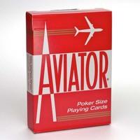 AVIATOR POKER RED