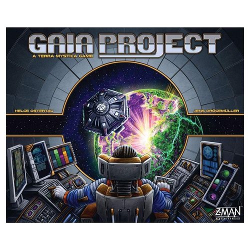 Capstone Games GAIA PROJECT: A TERRA MYSTICA GAME