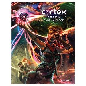 Atlas Games CORTEX PRIME: GAME HANDBOOK