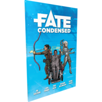 FATE CORE: FATE CONDENSED