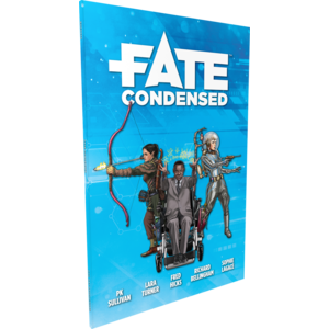 Evil Hat Productions FATE CORE: FATE CONDENSED