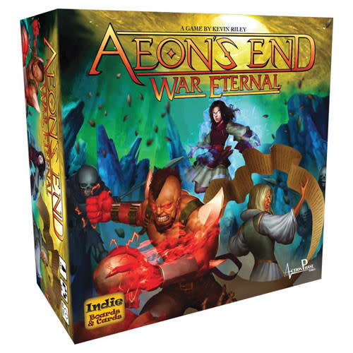 Indie Boards & Cards AEON'S END: DECK BUILD GAME - WAR ETERNAL