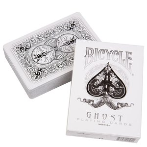 ELLUSIONIST BICYCLE GHOST WHITE - Discontinued!