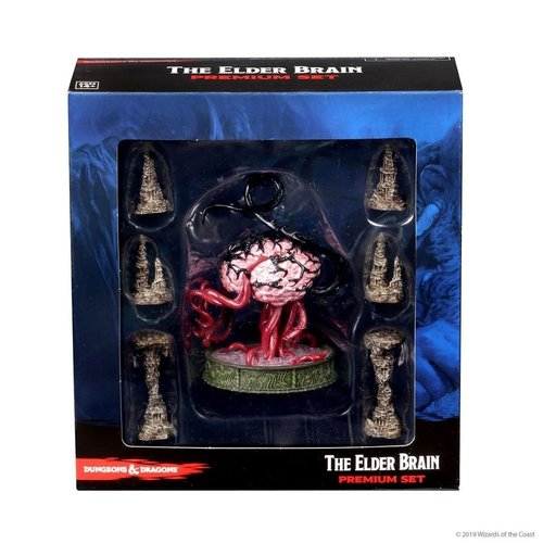 Wizkids MINIS: D&D: ICONS OF THE REALMS - VOLO & MORDENKAINEN'S FOES - ELDER BRAIN & STALAGMITES