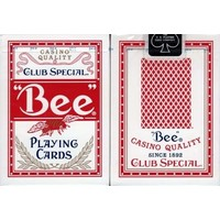 BEE POKER RED