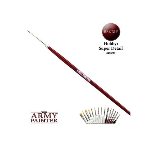 The Army Painter HOBBY BRUSH: SUPER DETAIL