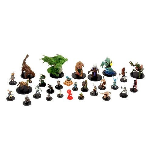 Wizkids MINIS: PATHFINDER BATTLES - CITY OF LOST OMENS BOOSTER