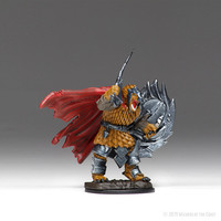 MINIS: ICONS OF THE REALMS: DRAGONBORN MALE FIGHTER