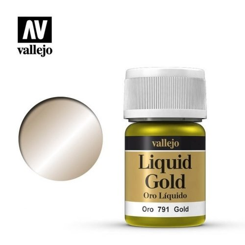 Acrylicos Vallejo, S.L. 212 LIQUID GOLD