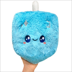 "SQUISHABLE SQUISHABLE 7"" DREIDEL"