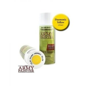 The Army Painter COLOR PRIMER: DAEMONIC YELLOW
