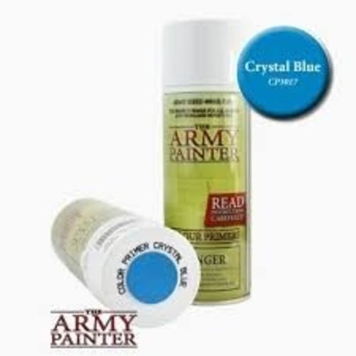 The Army Painter COLOR PRIMER: CRYSTAL BLUE