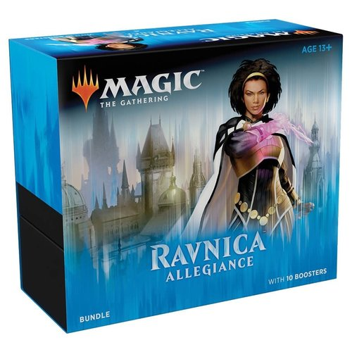 Wizards of the Coast MTG: RAVNICA ALLEGIANCE: BUNDLE
