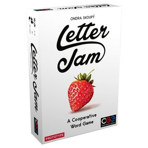Czech Games Editions INC LETTER JAM