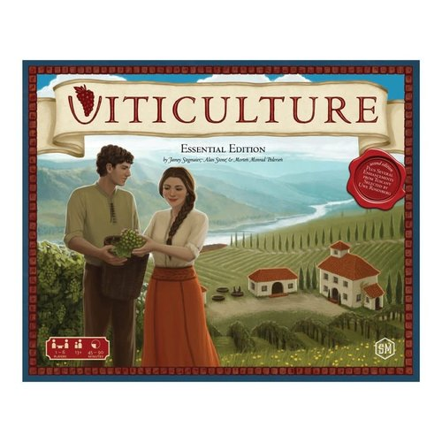 Stonemaier Games VITICULTURE: ESSENTIAL