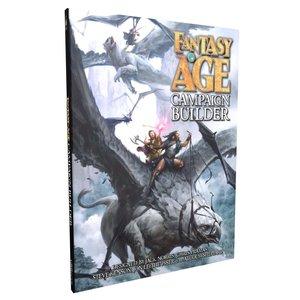 Green Ronin Publishing AGE RPG: FANTASY CAMPAIGN BUILDER