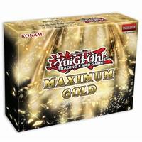 YUGIOH: MAXIMUM GOLD